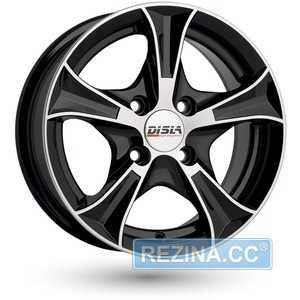 Купить DISLA Luxury 406 FS R14 W6 PCD5x100 ET37 DIA57.1