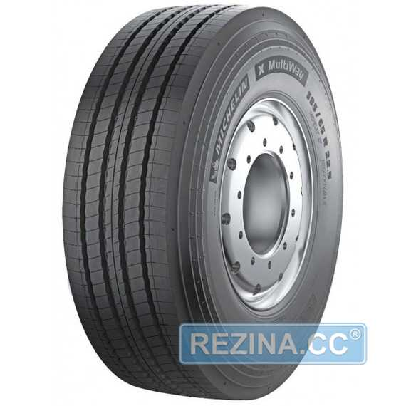 MICHELIN X MULTIWAY HD XZE - rezina.cc
