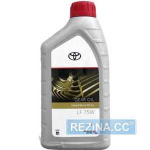 Купить Трансмиссионное масло TOYOTA Transfer Gear Oil LF 75W (1л)