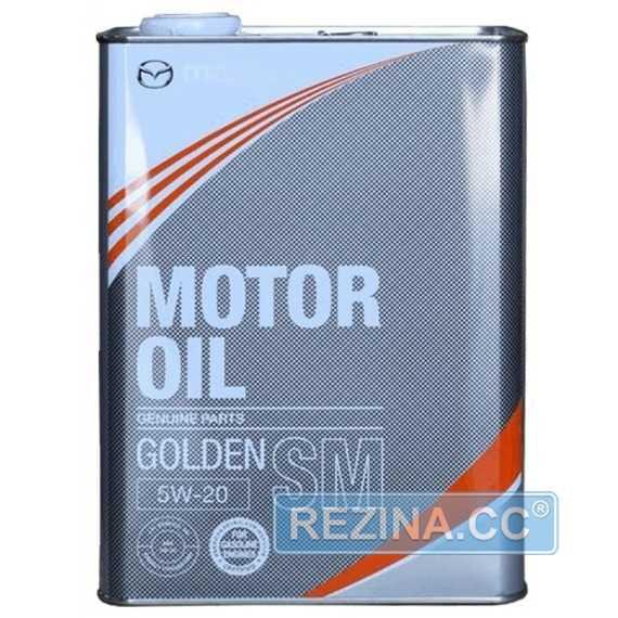 Моторное масло MAZDA Golden - rezina.cc