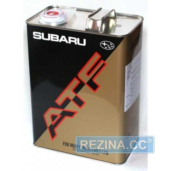 Трансмиссионное масло SUBARU ATF - rezina.cc