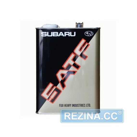 Трансмиссионное масло SUBARU ATF 5 - rezina.cc