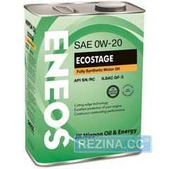 Моторное масло ENEOS Ecostage - rezina.cc
