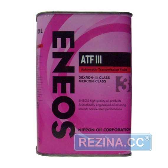 Трансмиссионное масло ENEOS ATF D-III - rezina.cc