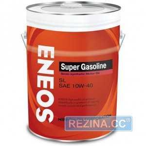 Купить Моторное масло ENEOS Super Gasoline 10W-40 SL (20л)