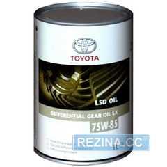 Трансмиссионное масло TOYOTA LX LSD - rezina.cc