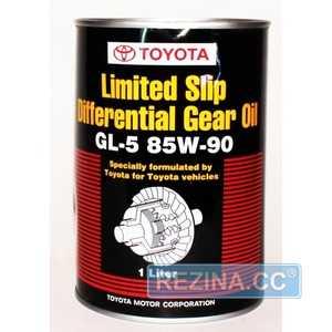 Купить Трансмиссионное масло TOYOTA Gear Oil LSD 85W-90 GL-5 (1л)