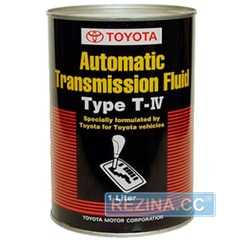 Купить Трансмиссионное масло TOYOTA ATF TYPE T-IV (1л)