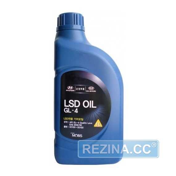 Моторное масло HYUNDAI Mobis LSD Oil - rezina.cc