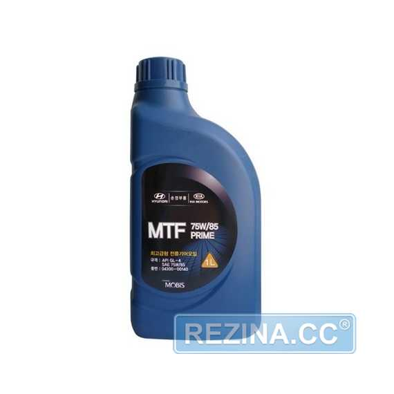 Трансмиссионное масло HYUNDAI Mobis MTF - rezina.cc