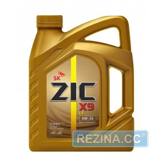 Моторное масло ZIC X9 LS - rezina.cc
