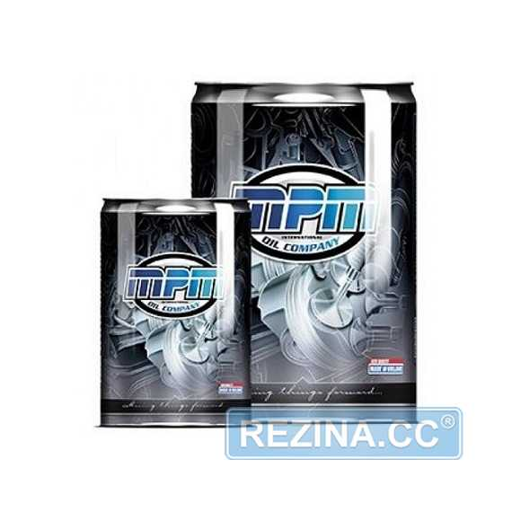 Моторное масло MPM Motor Oil Semi Synthetic Higher Mileage - rezina.cc