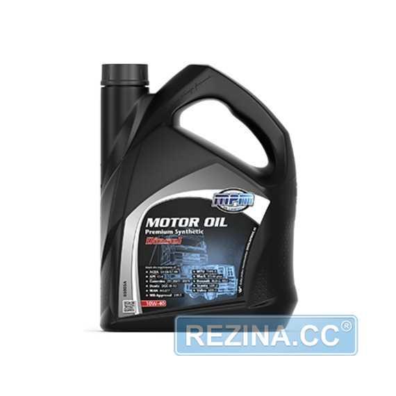 Моторное масло MPM Motor Oil Premium Synthetic Diesel - rezina.cc
