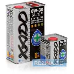 Купить Моторное масло XADO Atomic Oil 0W-30 SL/CF (4л)