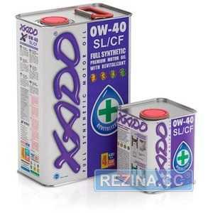 Купить Моторное масло XADO Atomic Oil 0W-40 SL/CF (4л)