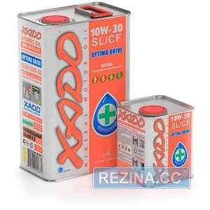Купить Моторное масло XADO Atomic Oil 10W-30 SL/CF (1л)
