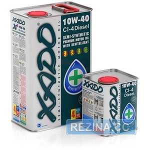 Купить Моторное масло XADO Atomic Oil Diesel 10W-40 CI-4 (4л)
