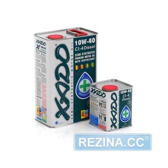 Моторное масло XADO Atomic Oil Diesel - rezina.cc