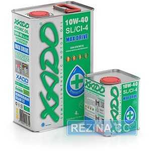 Купить Моторное масло XADO Atomic Oil Diesel Truck 10W-40 (1л)
