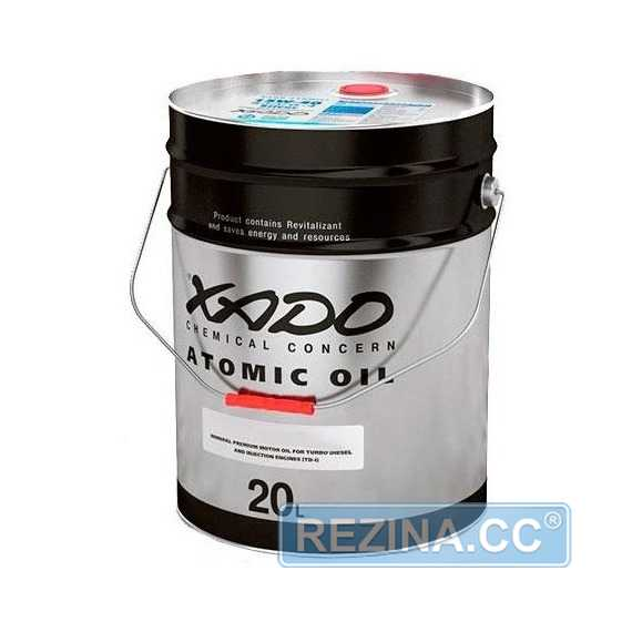 Моторное масло XADO Atomic Oil Silver - rezina.cc
