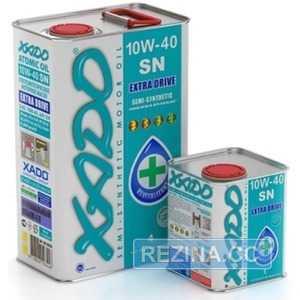 Купить Моторное масло XADO Atomic Oil 10W-40 SN (20л)