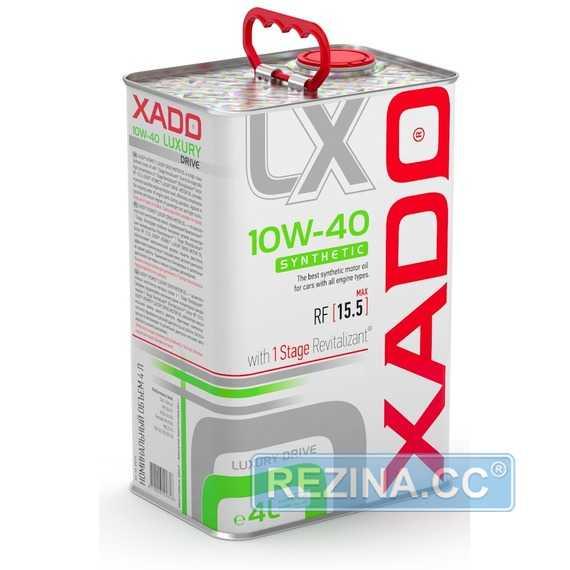 Моторное масло XADO Luxury Drive - rezina.cc