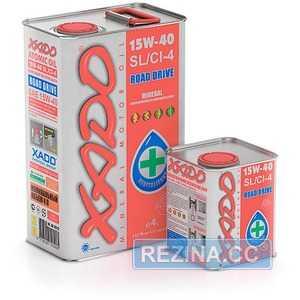 Купить Моторное масло XADO Atomic Oil 15W-40 SL/CI-4 (4л)