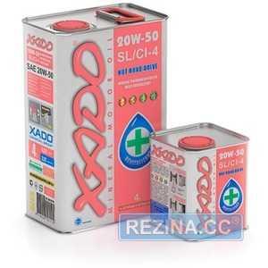 Купить Моторное масло XADO Atomic Oil 20W-50 SL/CI-4 (4л)
