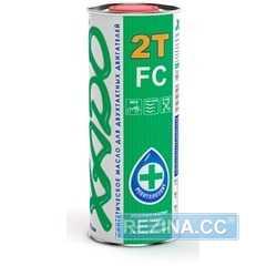 Купить Масло для мотоциклов XADO Atomic Oil 2T FC (1л)