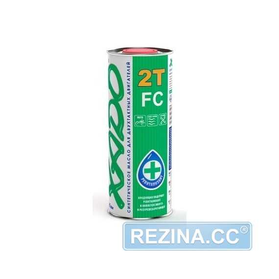 Масло для мотоциклов XADO Atomic Oil 2T FC - rezina.cc