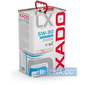 Купить Моторное масло XADO Luxury Drive 5W-30 Synthetic (4л)