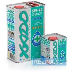 Купить Моторное масло XADO Atomic Oil 5W-40 SM/CF (5л)