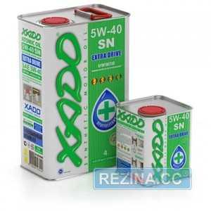 Купить Моторное масло XADO Atomic Oil 5W-40 SN (4л)