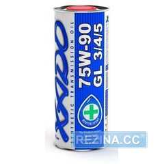 Купить Моторное масло XADO Atomic Oil 75W-90 GL 3/4/5 (1л)