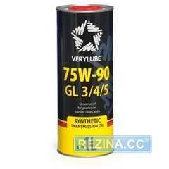 Купить Моторное масло XADO Verylube 75W-90 GL 3/4/5 (1л)