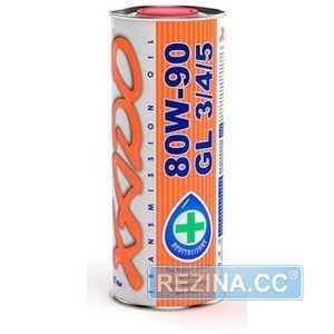 Купить Моторное масло XADO Atomic Oil 80W-90 GL 3/4/5 (1л)