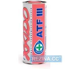 Трансмиссионное масло XADO Atomic Oil ATF III - rezina.cc
