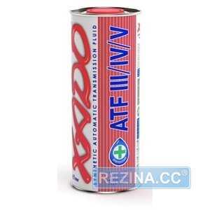 Купить Трансмиссионное масло XADO Atomic Oil ATF III/IV/V (1л)