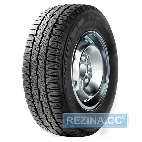 Зимняя шина MICHELIN Agilis Alpin - rezina.cc