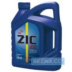 Купить Моторное масло ZIC X5 Diesel 10W-40 (6л)