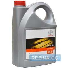Купить Моторное масло TOYOTA MOTOR OIL 5W-30 (5л)