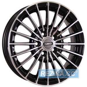 Купить TECHLINE Neo 537 BD R15 W6 PCD4x100 ET40 HUB54.1