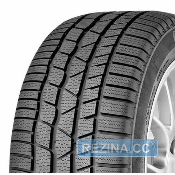 Купить Зимняя шина CONTINENTAL ContiWinterContact TS 830P 265/45R20 108W