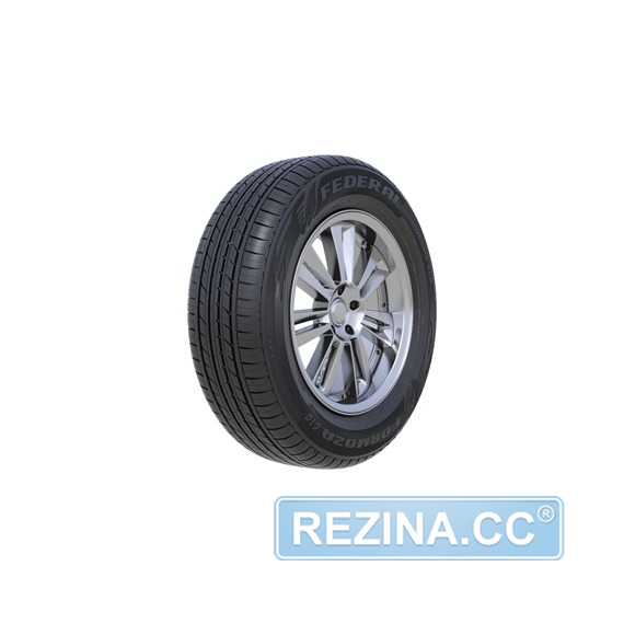 Летняя шина FEDERAL Formoza GIO - rezina.cc