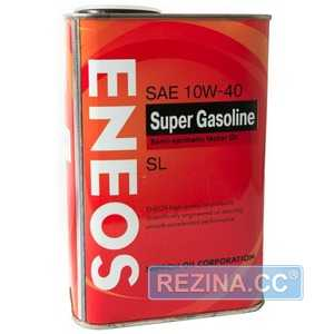 Купить Моторное масло ENEOS Super Gasoline 10W-40 SL (0.946л)
