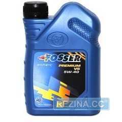 Моторное масло FOSSER Premium VS - rezina.cc