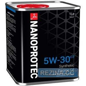 Купить Моторное масло NANOPROTEC Engine Oil 5W-30 LLV1 Plus LPG (1л)