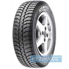 Купить Зимняя шина LASSA ICEWAYS 205/55R16 91T (Под шип)