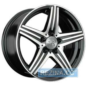 Купить REPLAY MR121 BKF R17 W7.5 PCD5x112 ET37 HUB66.6