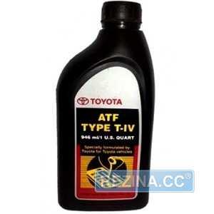 Купить Трансмиссионное масло TOYOTA ATF TYPE T-IV 08886-81015 (0.946л)